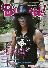 「BURRN!!」2012年06月号に掲載されました