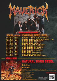 「TOUR 2012~NATURAL BORN STEEL~」