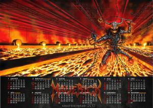 2013年MAVERICKカレンダープレゼント