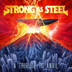 """Strong As Steel - A Tribute To ANVIL"" 収録曲解禁"